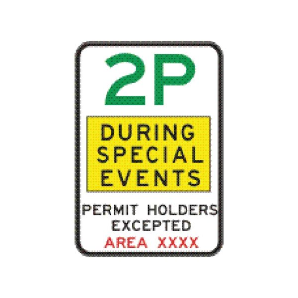 Special Event Parking