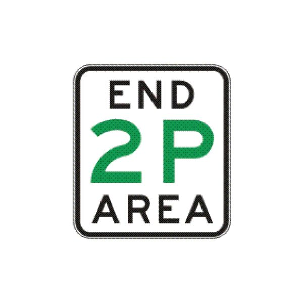 End P Area