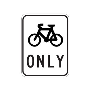 Bicycle Only