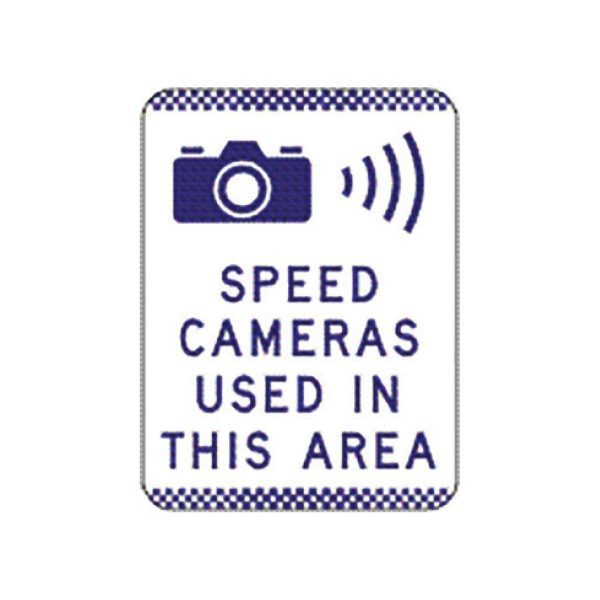 Speed Cameras Used in this Area