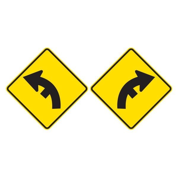 Curved Road Junction
