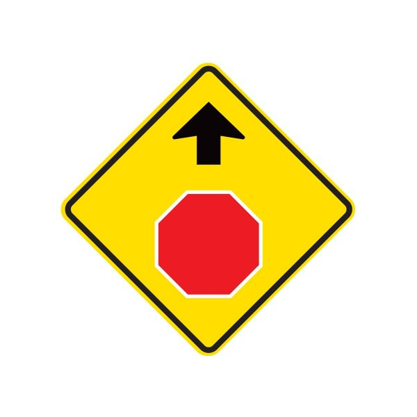 Stop Sign Ahead