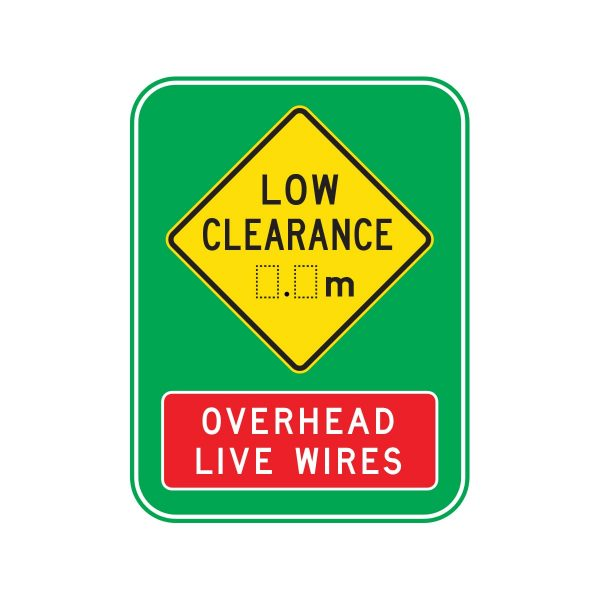 Low Clearance Overhead Live Wires