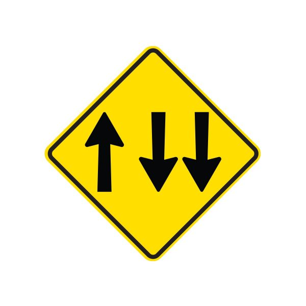 Two Lanes on Right