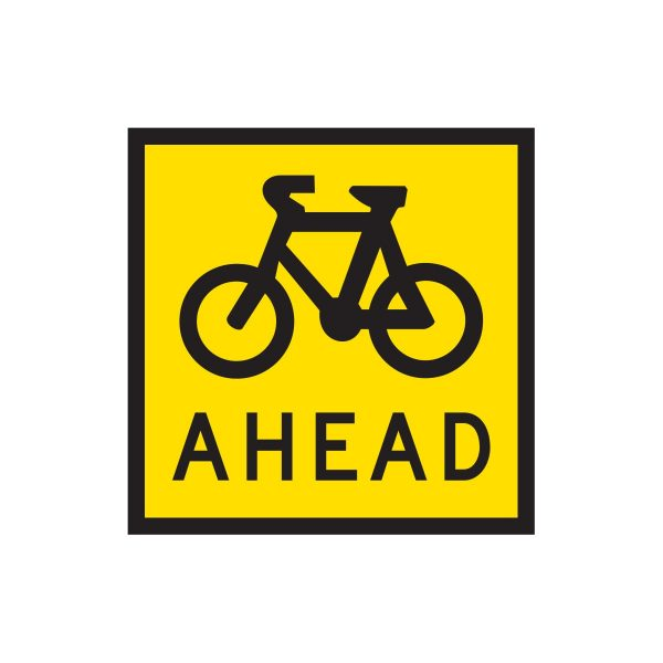 Bicycles Ahead