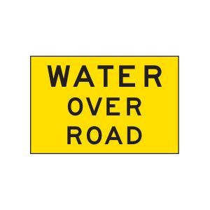 Water Over Road