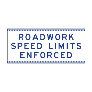 Roadworks Speed Limits