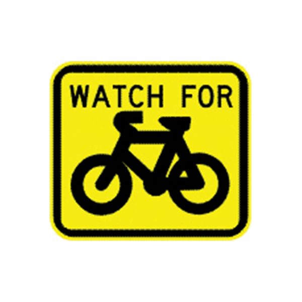 Watch for Bicycles